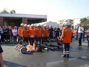 Eimerfestspiele 2009 in Hondelage