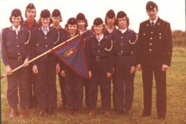 Gruppenfoto 1975
