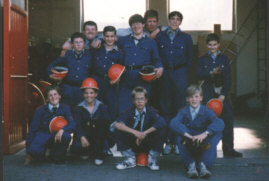Gruppenfoto 1990