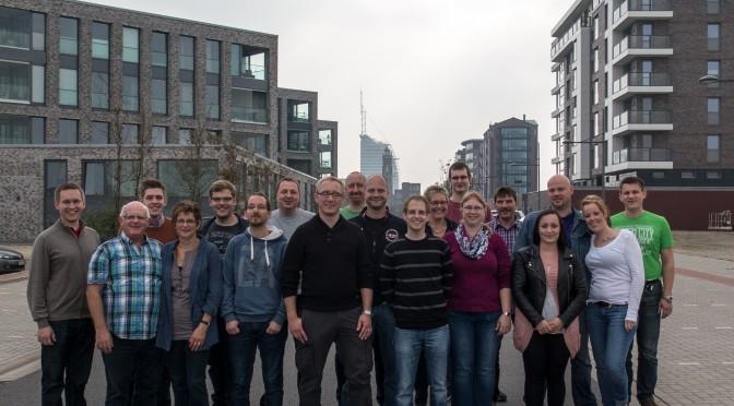 Gruppenfahrt der 1. Gruppe vom 02.-04.10.2015