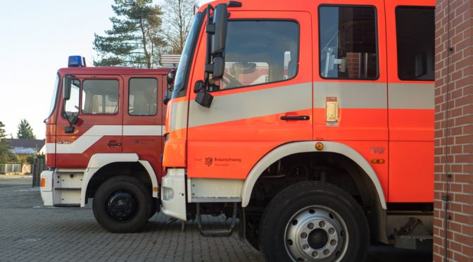 Fahrzeugtausch LF 16/12 gegen HLF 20