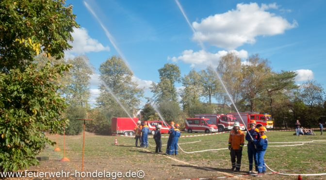 Eimerfestspiele in Dibbesdorf