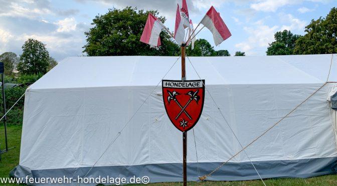 Zeltlager vom 03.08.2019 – 10.08.2019 am Stemmer See