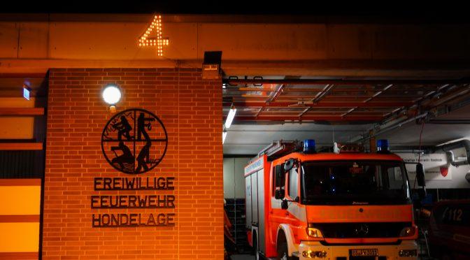 Lebendiger Adventskalender am 04.12.2019 im Feuerwehrhaus
